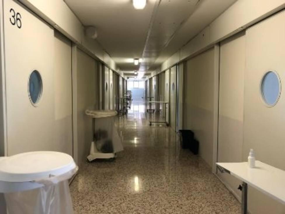 Hospital penitenciario en Brians 2