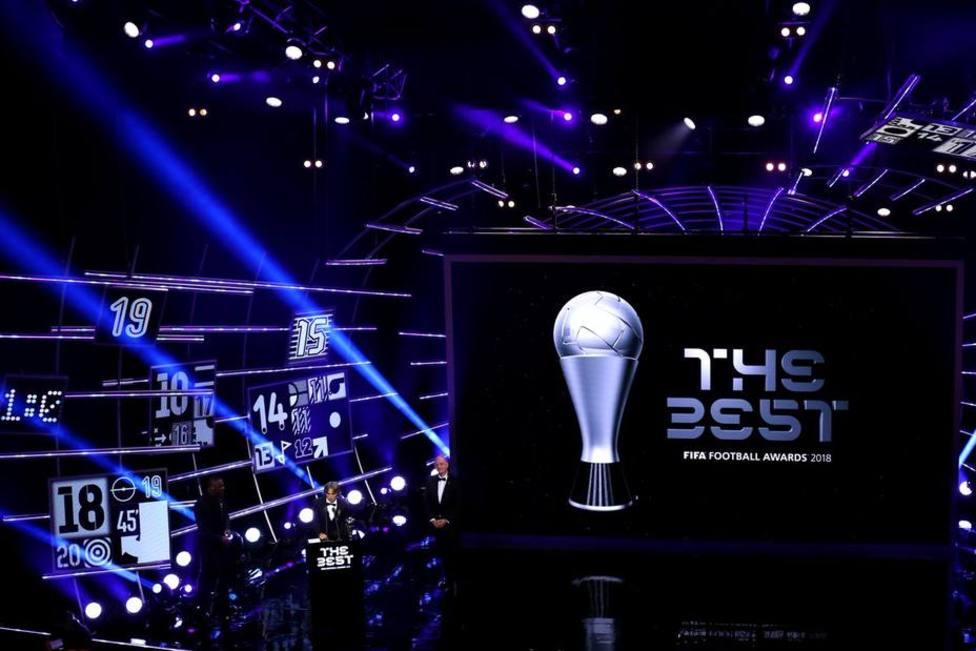 La FIFA suspende la gala The Best y no entregará el premio este año por el coronavirus