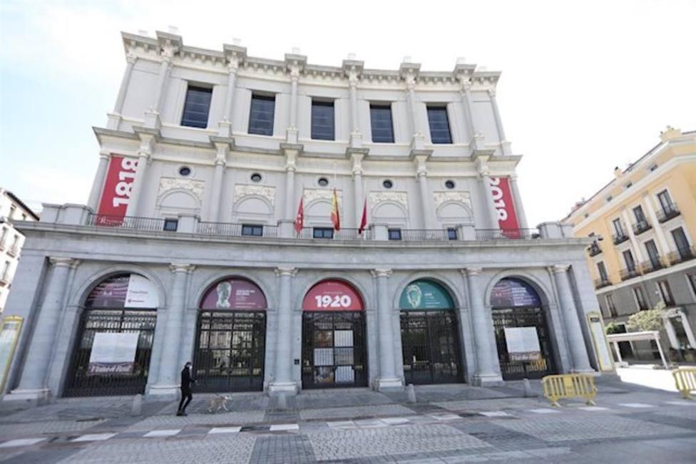 El Teatro Real reabrirá sus puertas el próximo 1 de julio con La Traviata