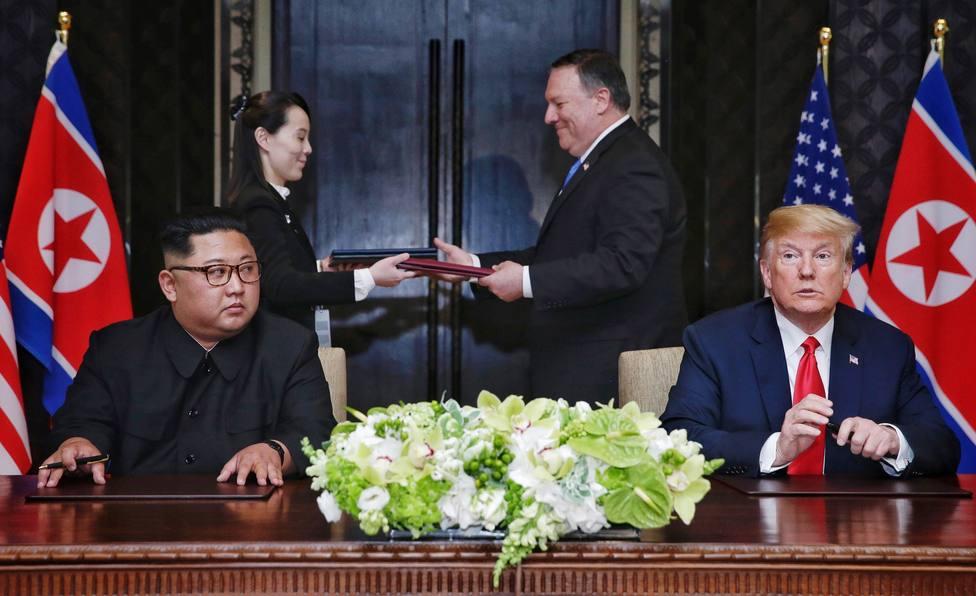 La obsesión de Trump por regalar a Kim Jong-un un disco de Elton John y otros secretos del presidente de EEUU