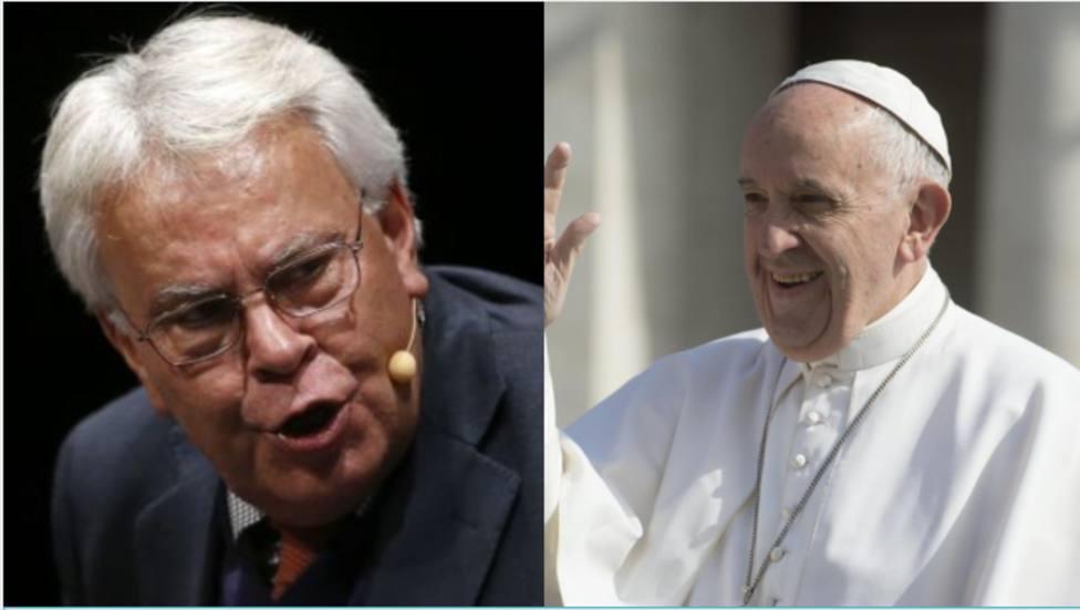 El día que Felipe González hizo esta confesión sobre el Papa Francisco y que dejó a toda la sala sin palabras