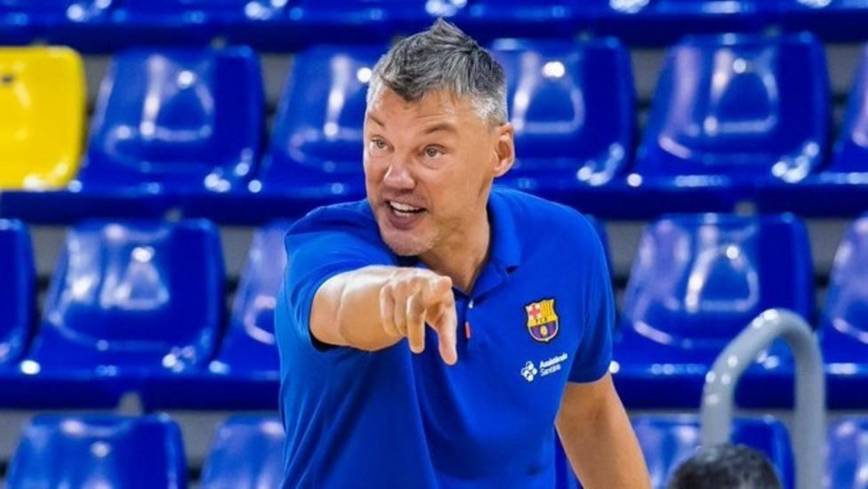 El Barça se encomienda a Jasikevicius y el talento para volver a conquistar Europa