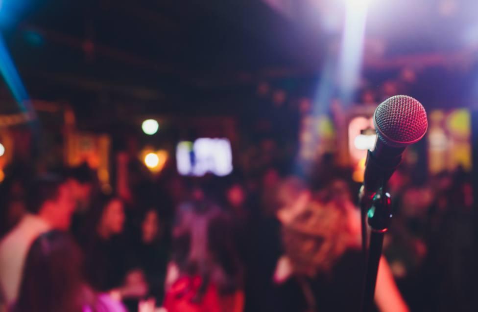 concierto microfono