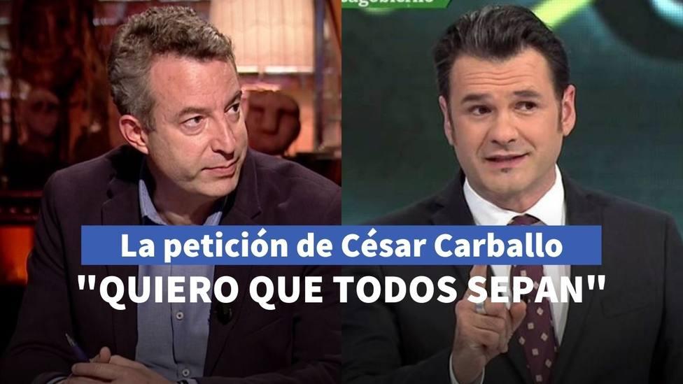 César Carballo e Iñaki López