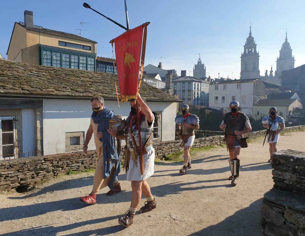 La Xunta crea un canal para celebrar los veinte años de la Muralla como bien mundial