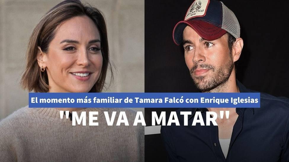 Tamara Falcó y Enrique Iglesias