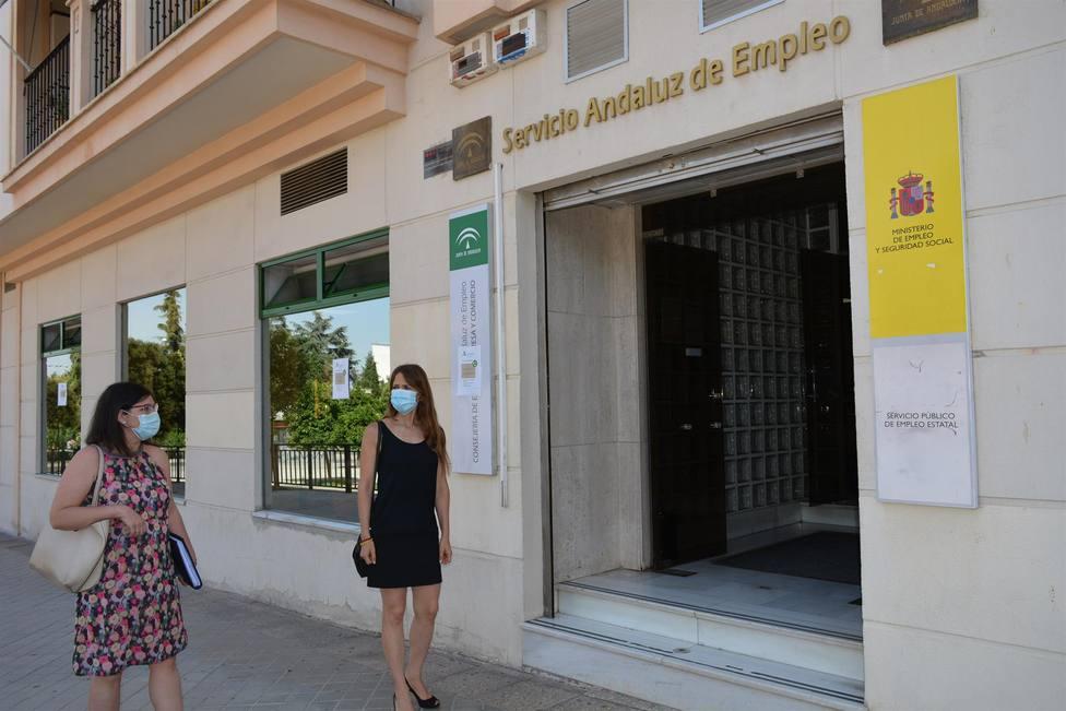 Andalucía cierra 2020 con 191.503 parados más hasta 969.437 tras sumar 2.933 desempleados más en diciembre
