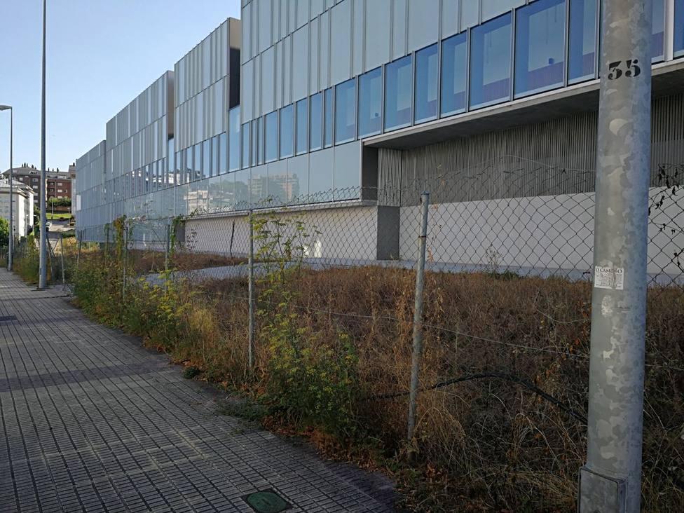 El nuevo auditorio de Lugo sigue cerrado y sin fecha de apertura