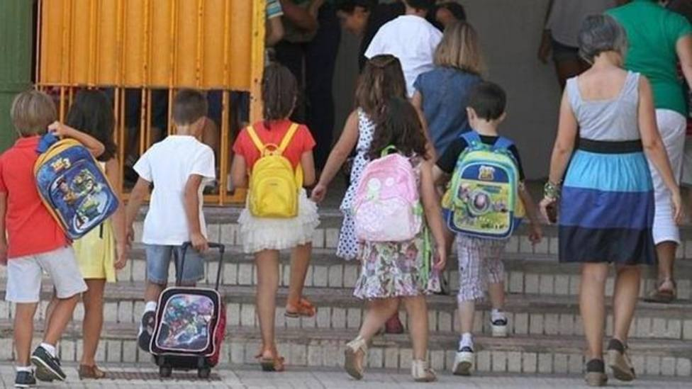 niños colegios