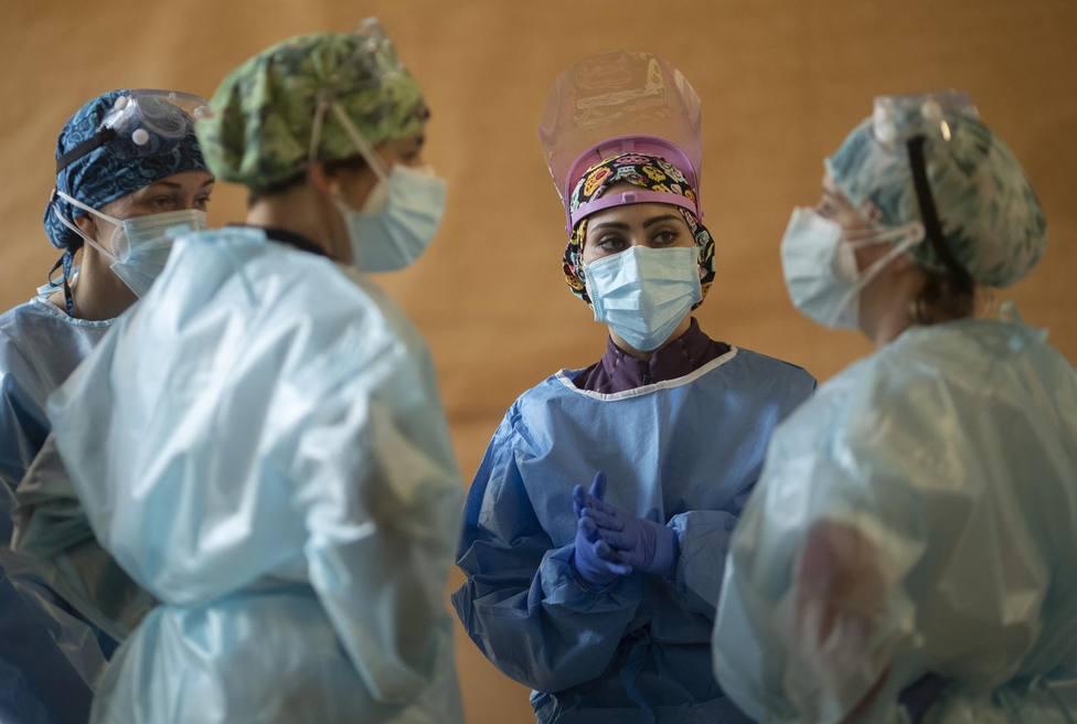 CORONAVIRUS   Andalucía baja de los 1.000 casos, registra tres muertes y la tasa sube por cuarto día hasta 134