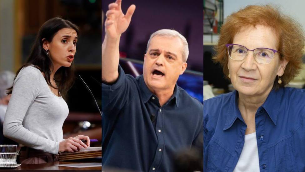 El recado de Ramón García a Irene Montero, entre lo más leído de este miércoles
