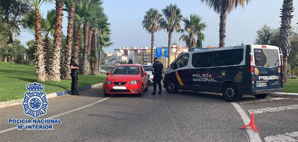 Detenido en Estepona un fugitivo de Reino Unido reclamado en su país por tráfico de drogas