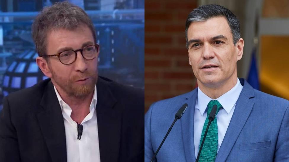 El aviso de Pablo Motos al Gobierno de Sánchez por querer poner fin al estado de alarma: Perdonad que chafe