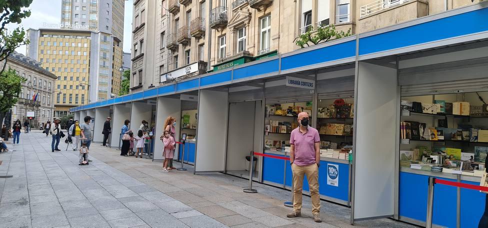 Feria del Libro de Ourense