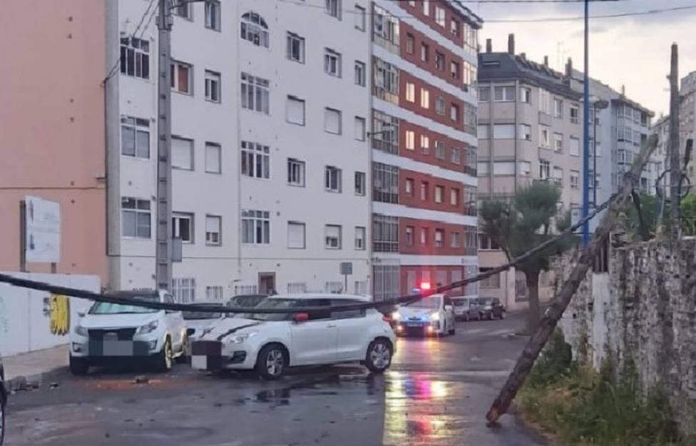Accidente en San Xillao