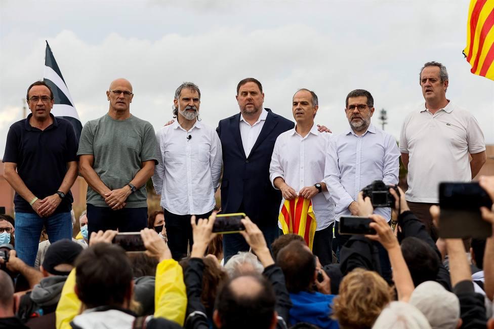 ¿Quién cree que puede sufrir mayor coste electoral por la salida de prisión de los presos independentistas?