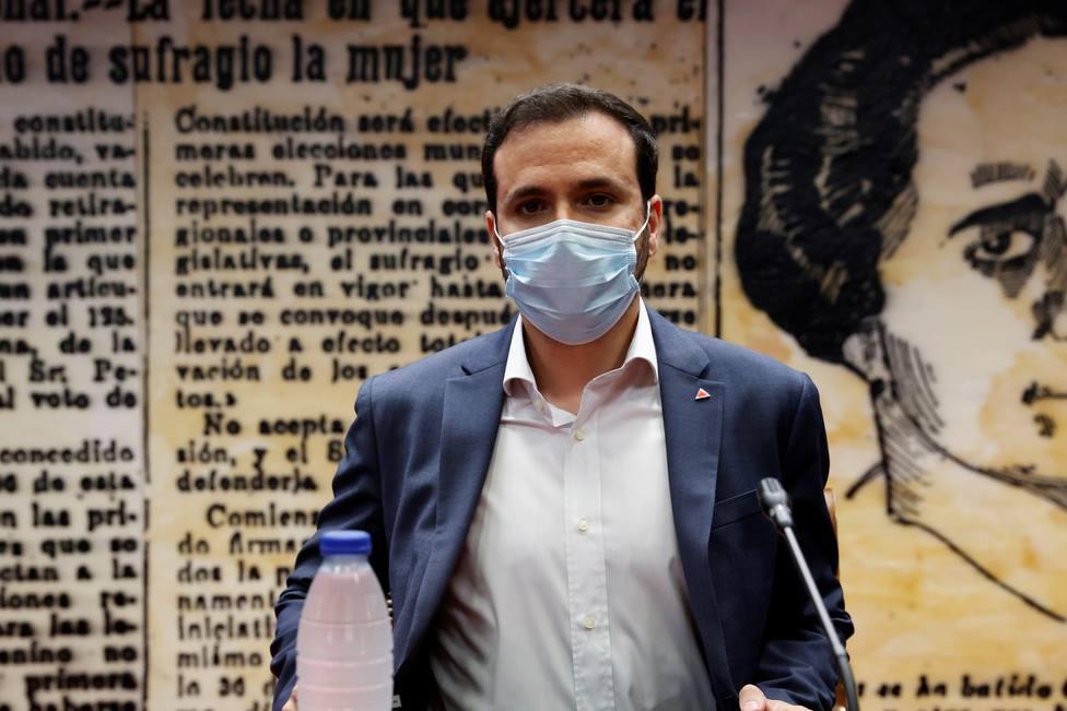 Comparecencia del ministro Garzón en el Senado