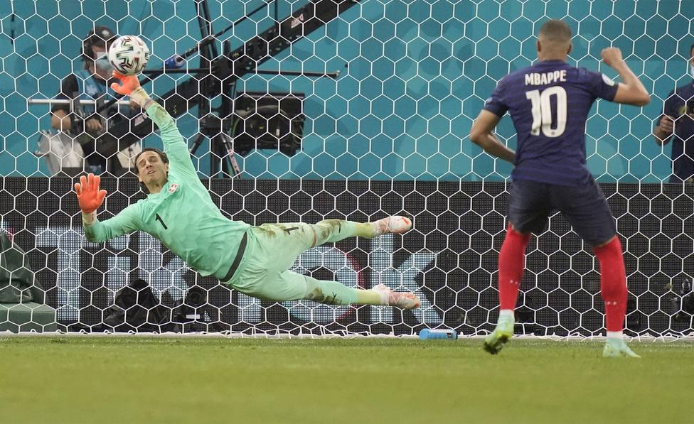 Una Eurocopa con 8 prórrogas y 4 tandas de penaltis