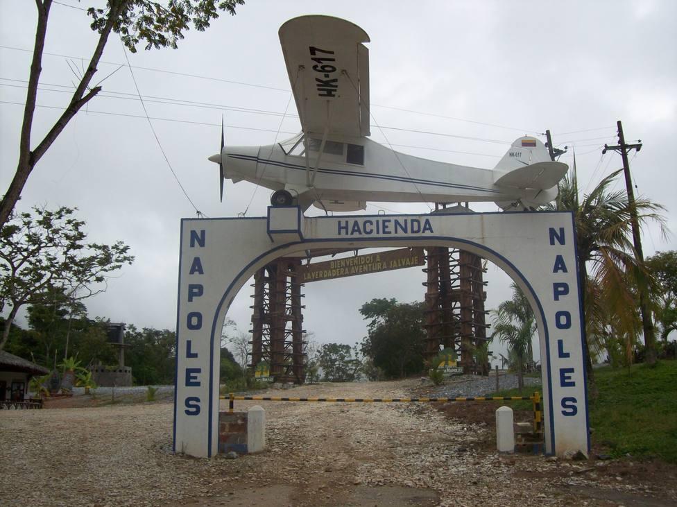 La 'Hacienda Nápoles', de casa de Pablo Escobar a parque temático de entretenimiento familiar