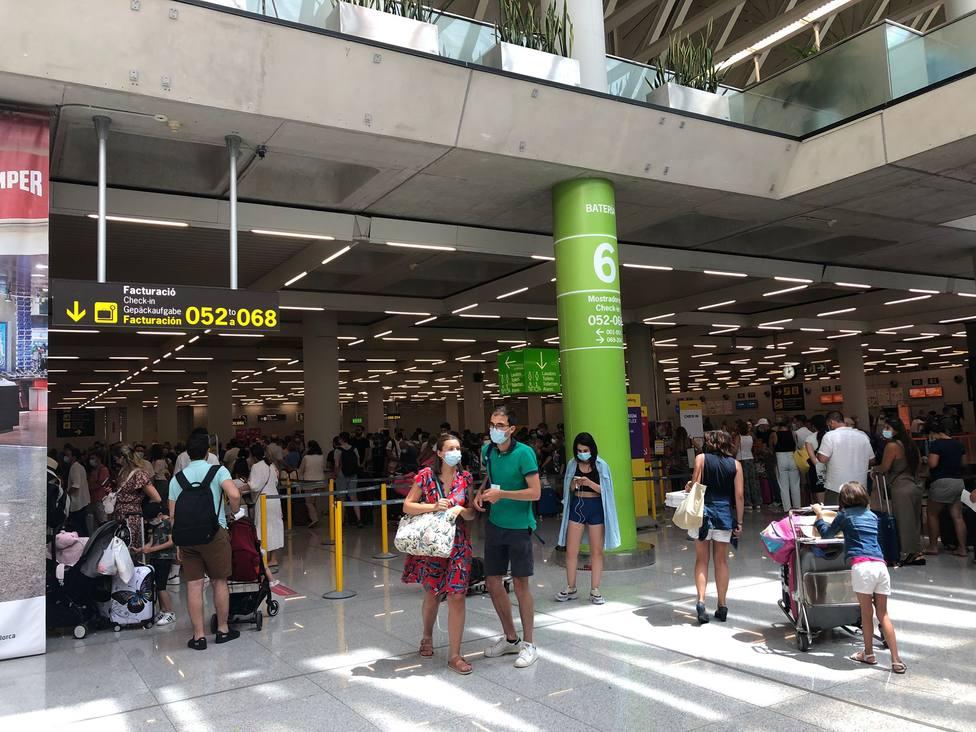 Aeropuerto de Son Sant Joan