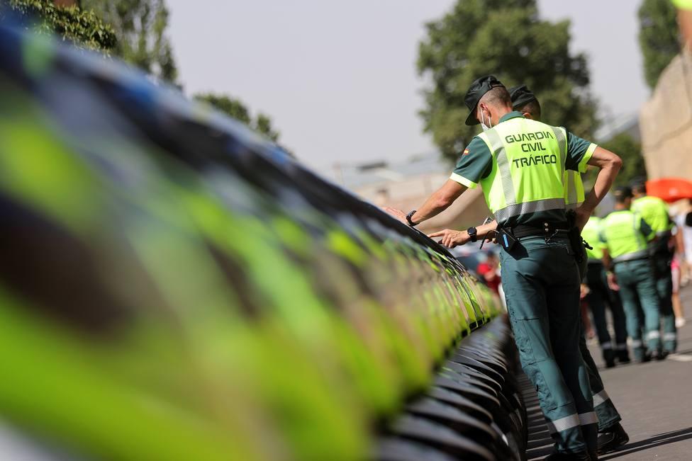 Diez personas han fallecido en accidentes de tráfico durante este fin de semana