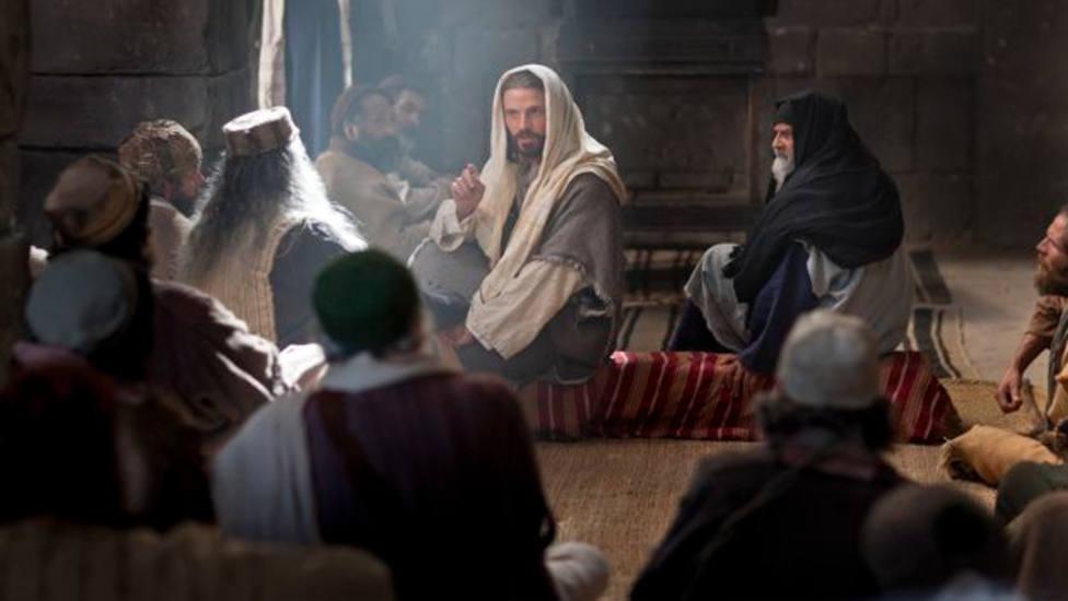 """""""Si uno me niega ante los hombres, será negado ante los ángeles de Dios"""""""