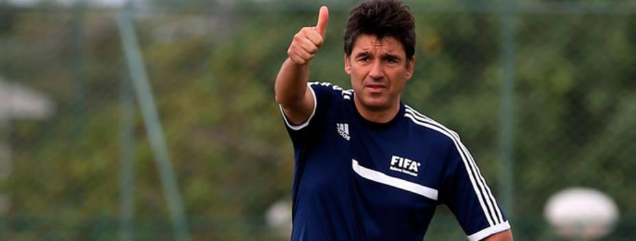 Massimo Busacca (IMAGEN: FIFA)