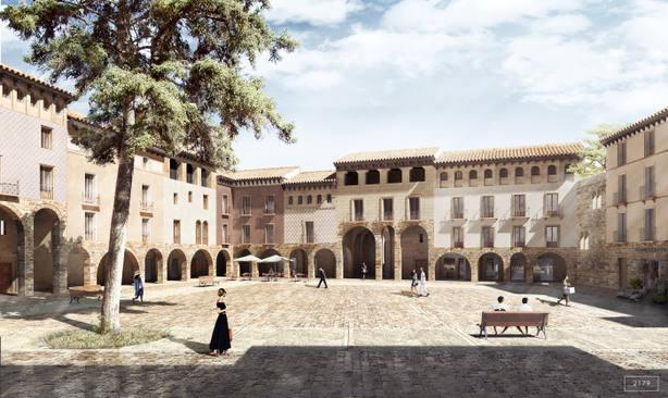 Proyecto Plaza Mayor