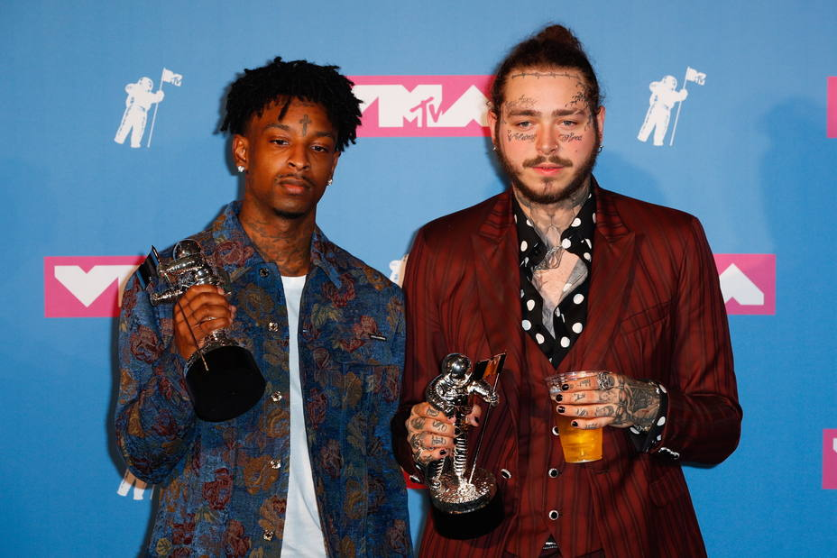 Premios MTV Video Music Awards 2018 en Nueva York