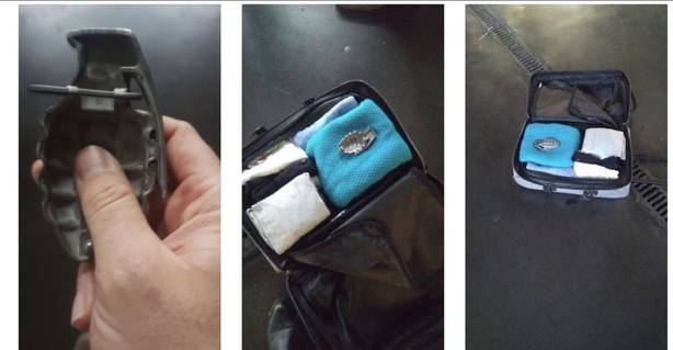 """El vigilante de Sants que buscaba la """"granada"""" revisó por error el equipaje de otra persona"""