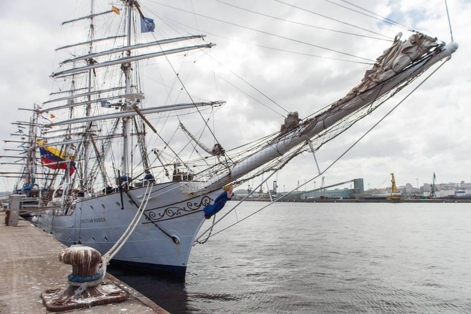 Tall Ships Race en 2016