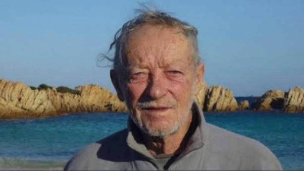 Mauro Morandi, el único habitante de la isla Budelli
