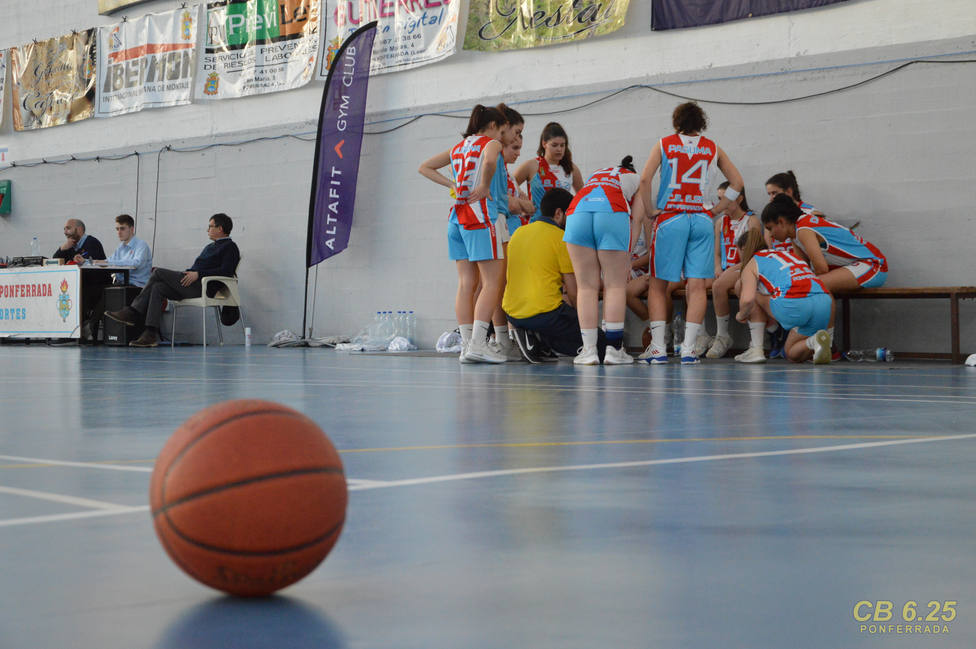 Ponferrada acoge las finales de Copa femeninas de laFederación de Baloncesto de Castilla y León