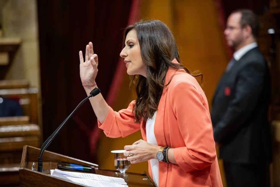 Roldán (Cs) critica el primer año de mandato de Torra: Ha venido a continuar con el golpe