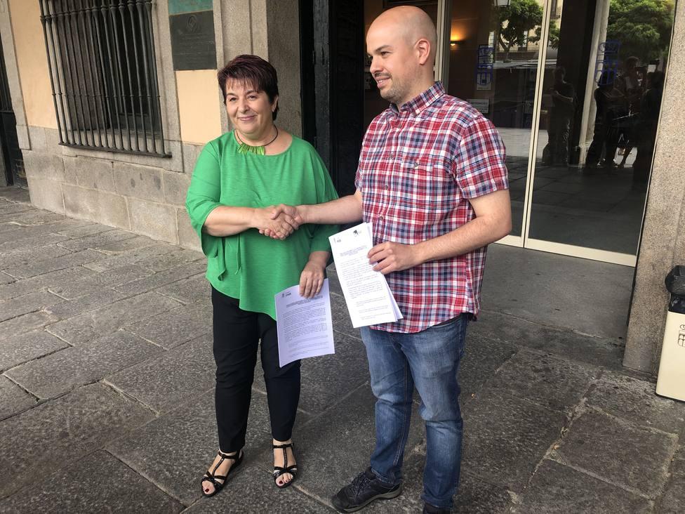 Acuerdo PSOE-IU