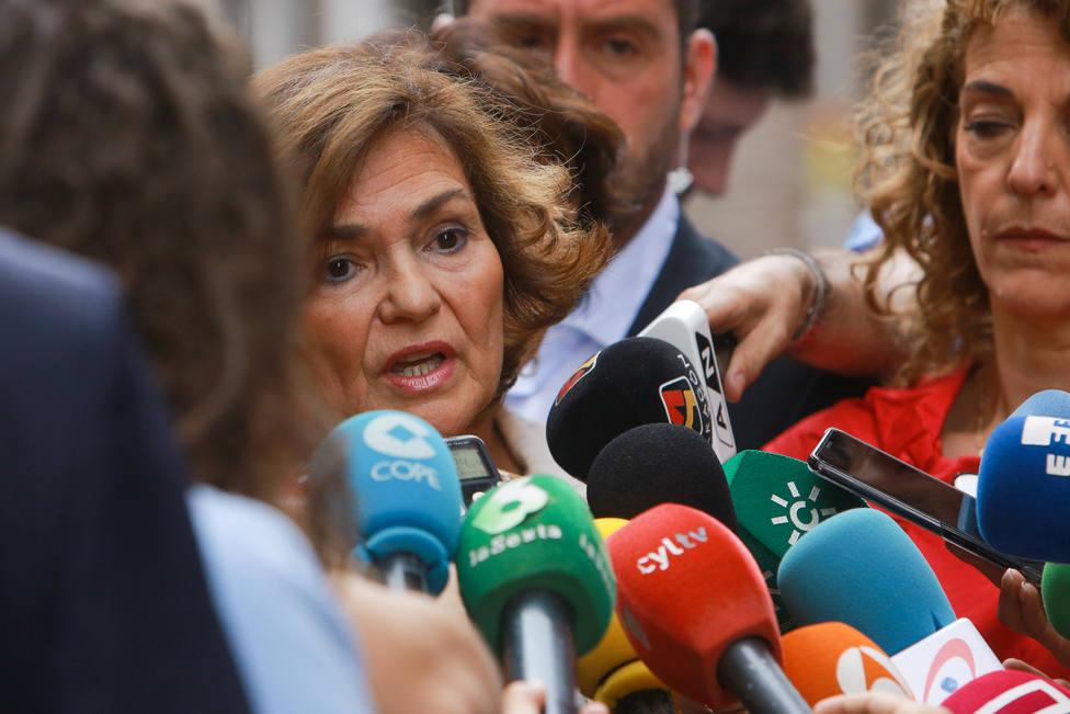 El Gobierno expresa dolor e indignación por el asesinato de un menor en Andorra (Teruel) a manos de su padre