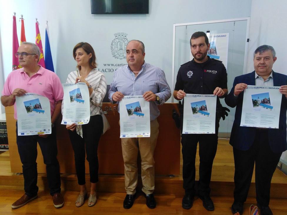 El ayuntamiento se suma a la Semana de la Movilidad y celebrará el