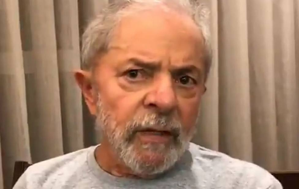 Lula se declara libre y con deseos de lucha en un mensaje a la Izquierda latinoamericana