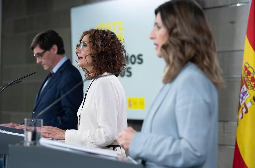 Montero responde a Urkullu que no habrá diferencias de confinamiento entre autonomías