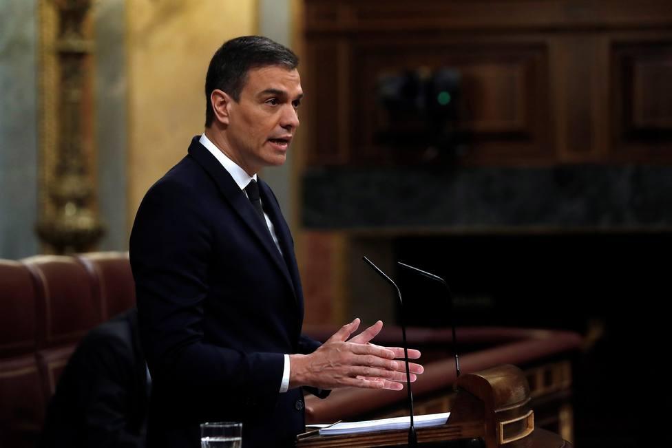 Pérez, sobre el discurso de Pedro Sánchez