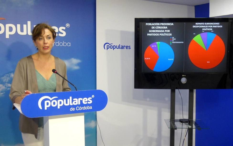 El PP afirma que el primer año de este mandato en Diputación se resume en parálisis y recortes