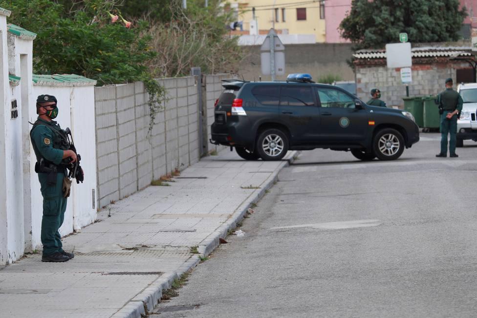 Más de 400 agentes de la Guardia Civil participan en una macrorredada contra el narcotráfico