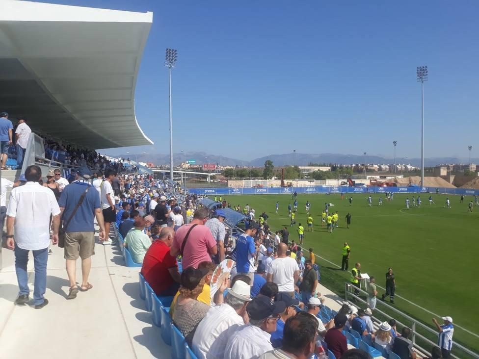 El retorno al Estadio Balear en 2019