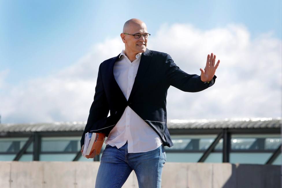 El exconsejero catalán, Raül Romeva, ingresa en la Ejecutiva Nacional de Esquerra