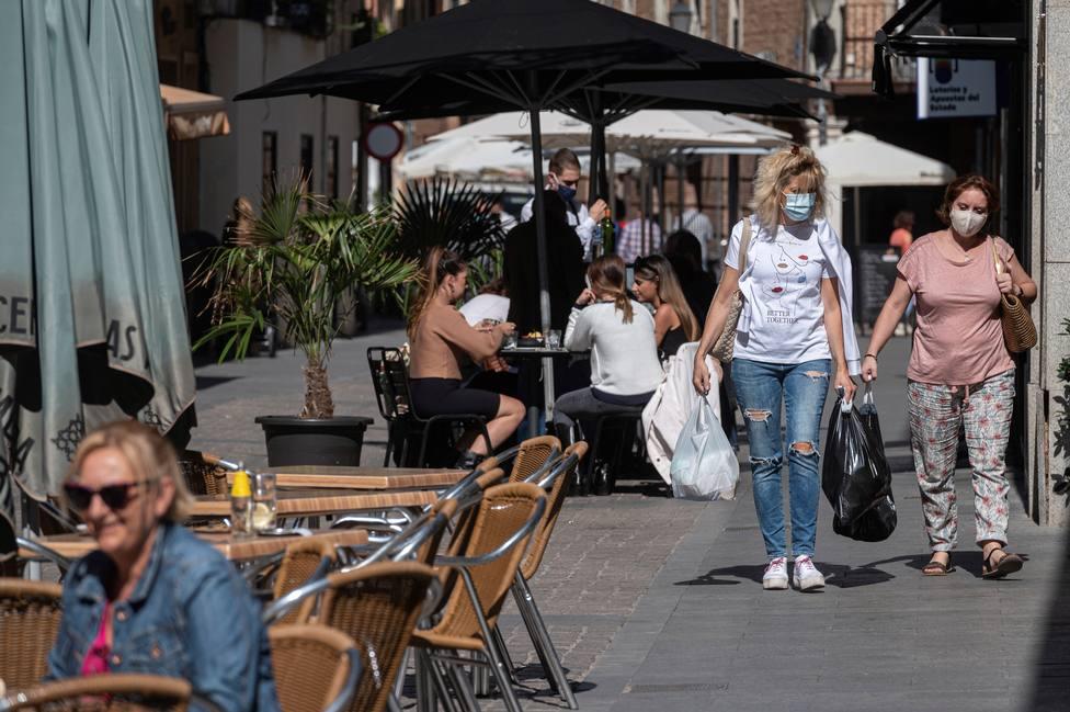 Madrid comunica 3.993 nuevos contagios y 102 muertes durante el fin de semana