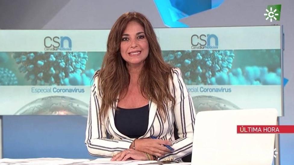 Mariló Montero confunde las cifras de la covid en el informativo y las redes reaccionan así