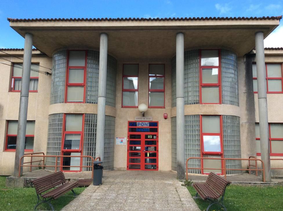 Foto de archivo del Centro de Salud de As Pontes - FOTO: Sergas