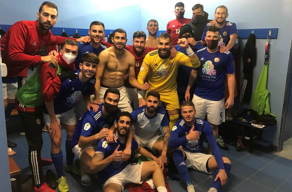 El Huércal Overa gana 0-1 al Mazarrón CF y opta a la zona de ascenso.