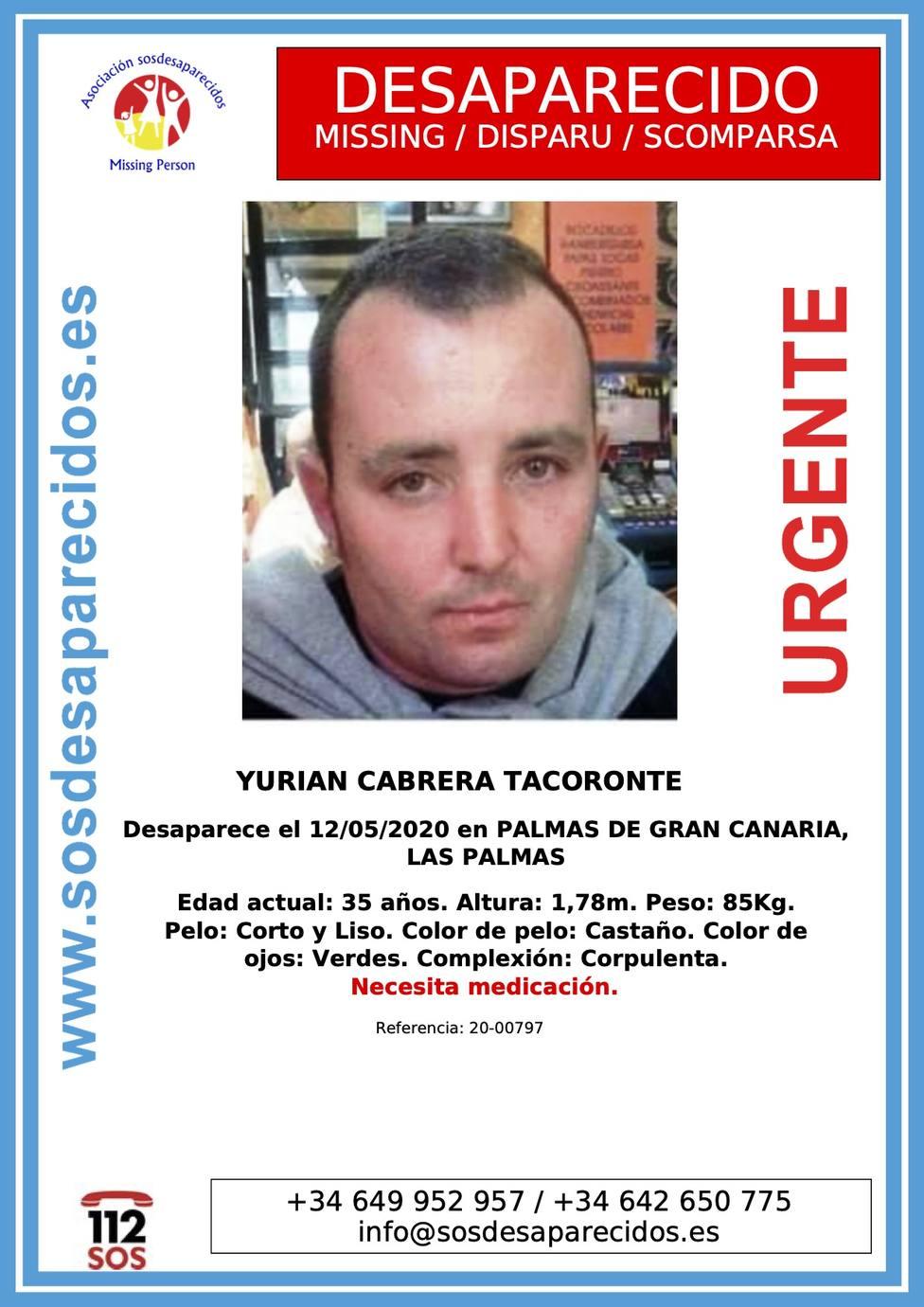 Yurian Cabrera Tacoronte