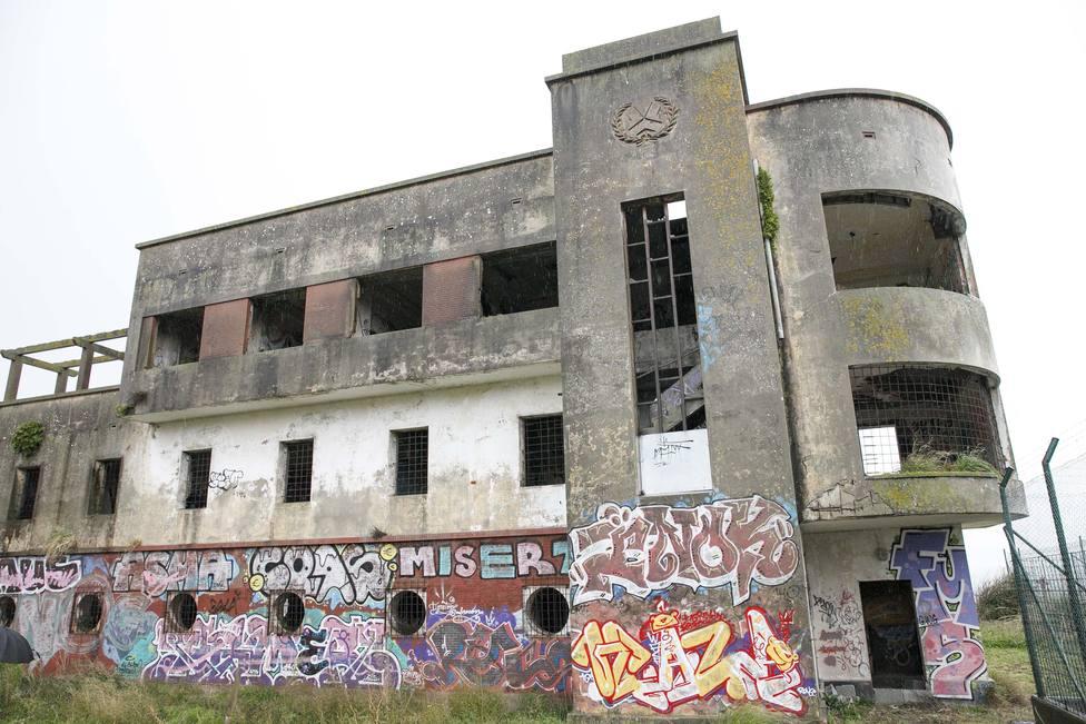 Edificio de la Comandancia de Obras